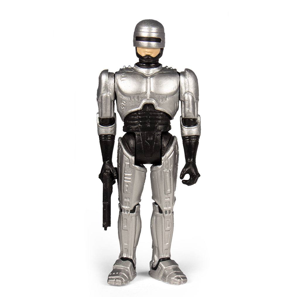 Robocop ReAction Action Figure Robocop 10 cm