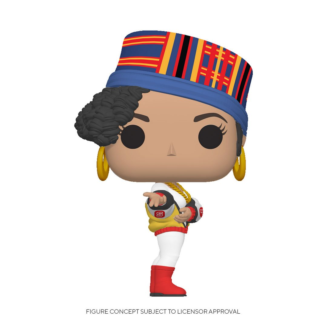 Salt-N-Pepa POP! Rocks Vinyl Figure Salt 9 cm