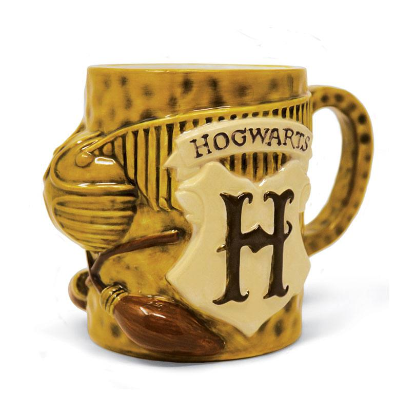 Harry Potter 3D Shaped Mug Quidditch