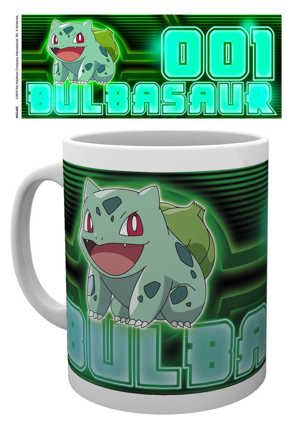 Pokémon Mug Bulbasaur Glow