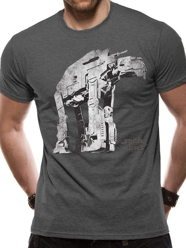 Star Wars Episode VIII T-Shirt Walker Size S