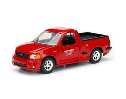 Fast & Furious Diecast Model 1/24 Brian's Ford F-150 SVT Lightning