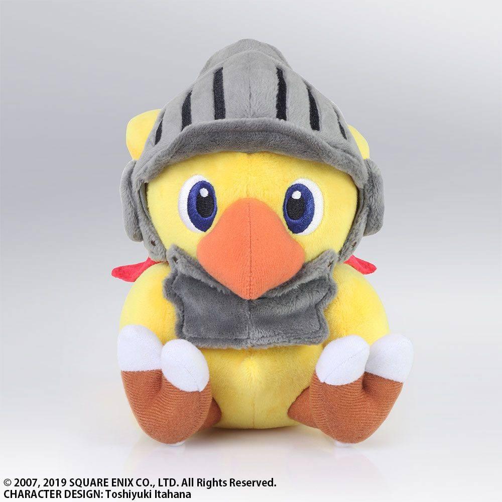 Chocobo's Mystery Dungeon EVERY BUDDY! Plush Figure Chocobo Knight 17 cm