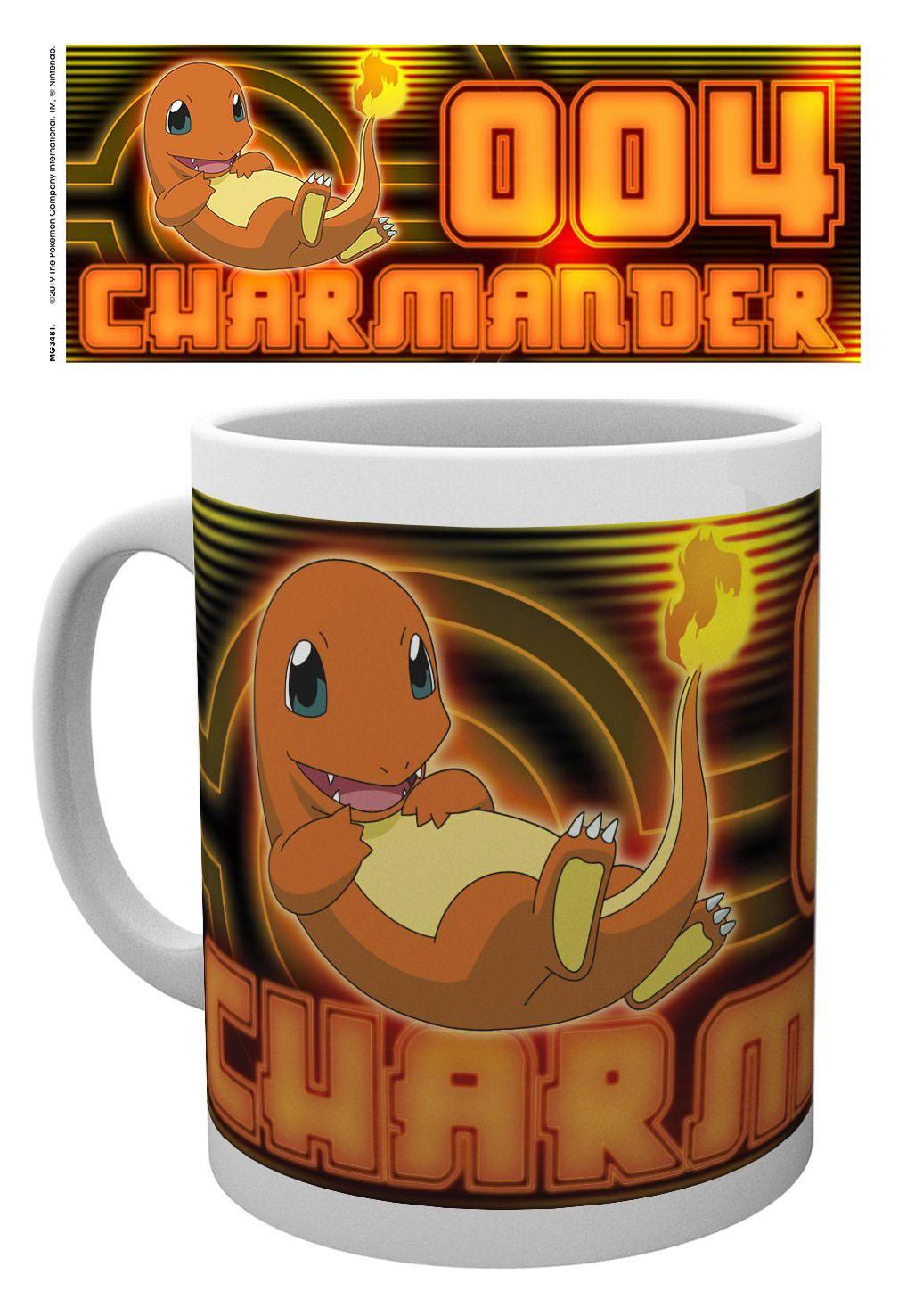 Pokémon Mug Charmander Glow