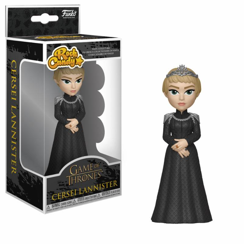 Game of Thrones Rock Candy Vinyl Figure Cersei Lannister 13 cm --- DAMAGED PACKAGING