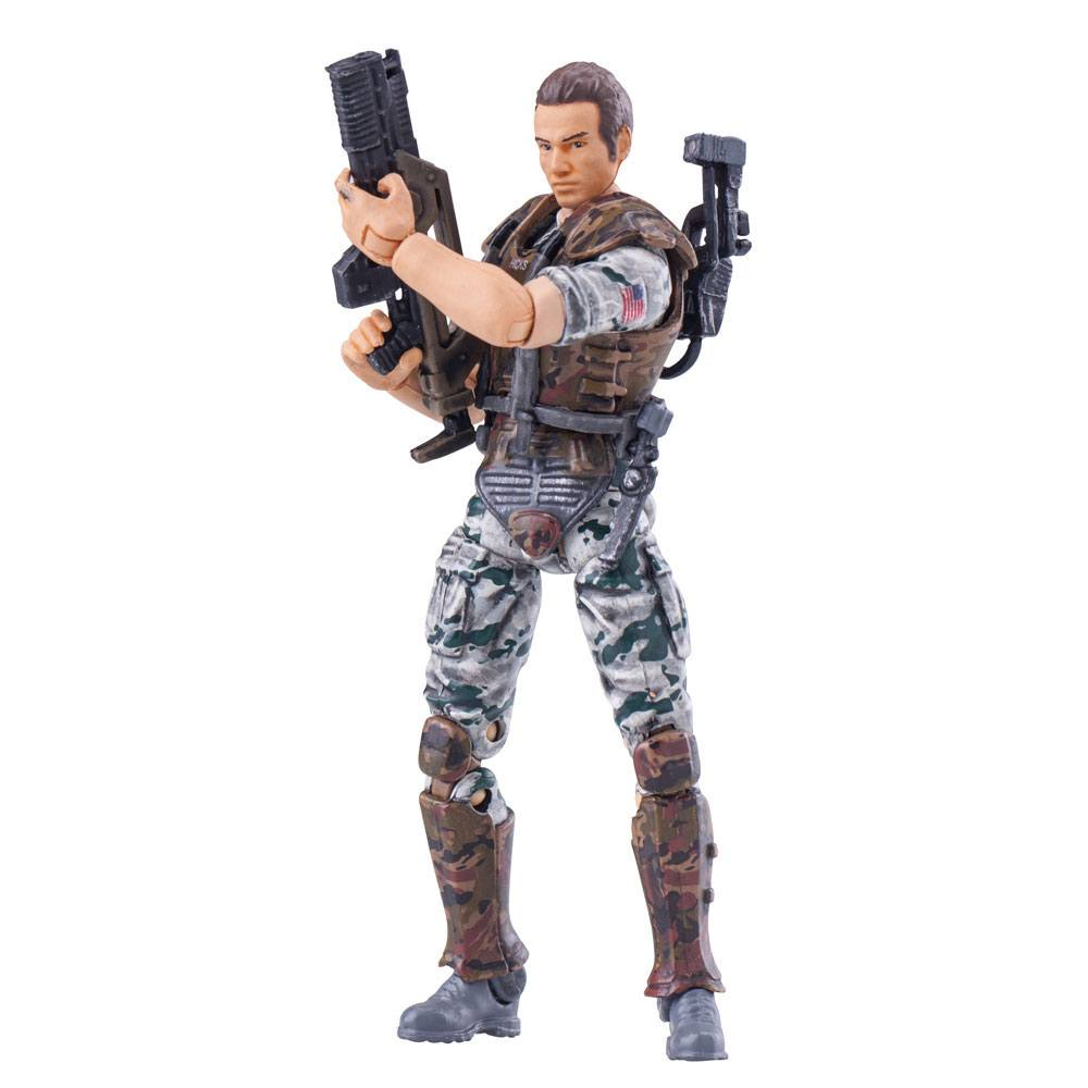 Aliens Colonial Marines Action Figure 1/18 Hicks 10 cm