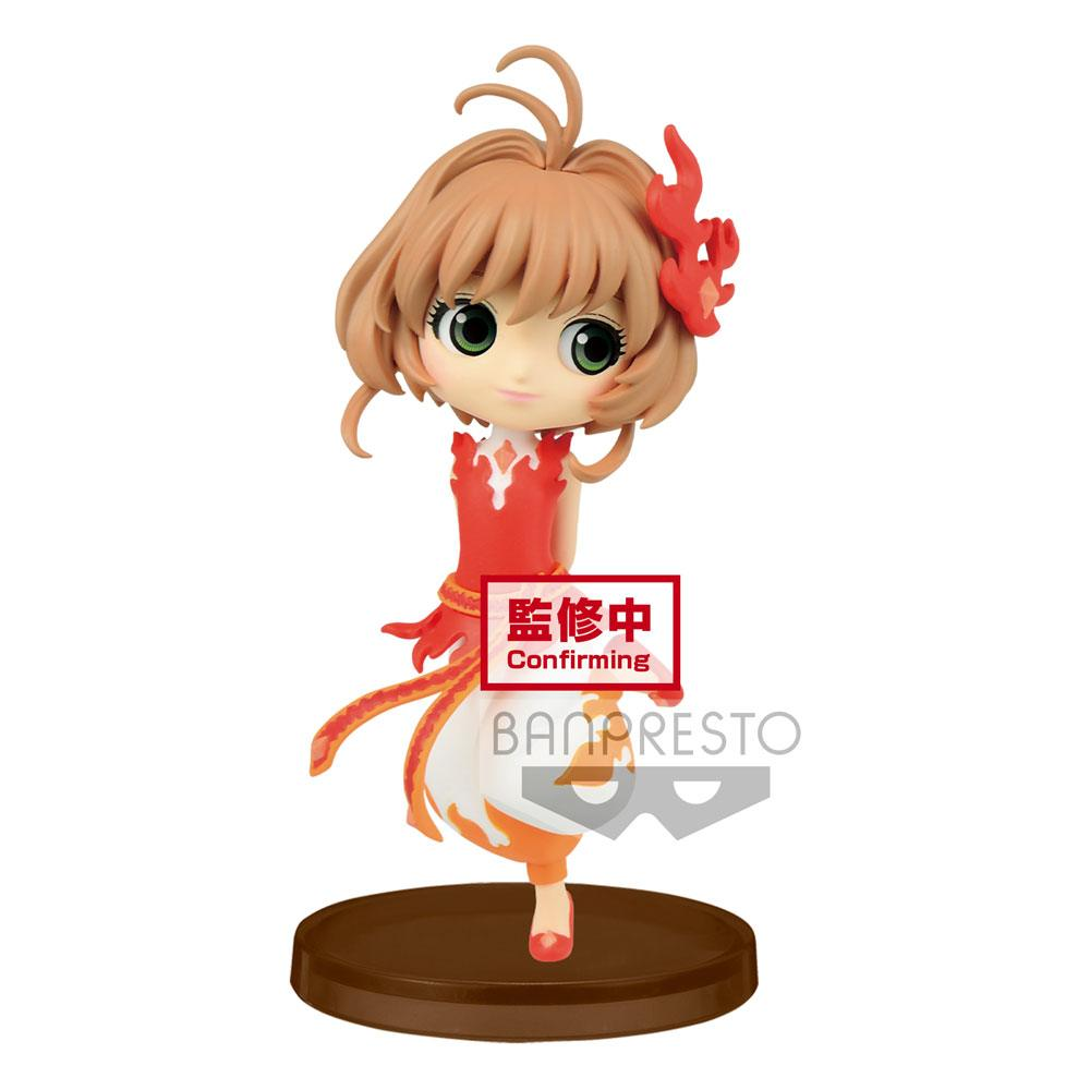 Cardcaptor Sakura Q Posket Petit Mini Figure Sakura Kinomoto 7 cm