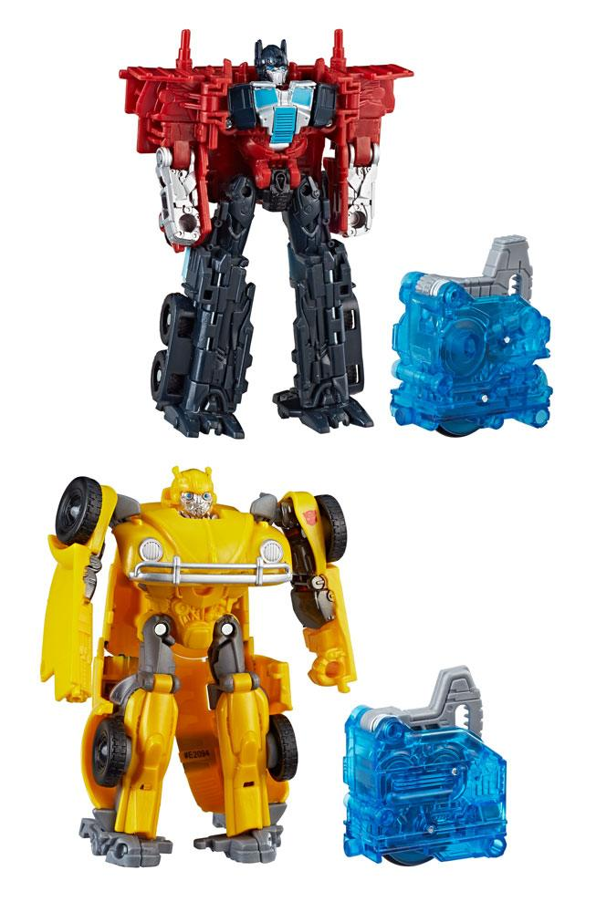 Transformers Bumblebee Energon Igniters Power Plus Action Figures 2018 Wave 1 Assortment (8)