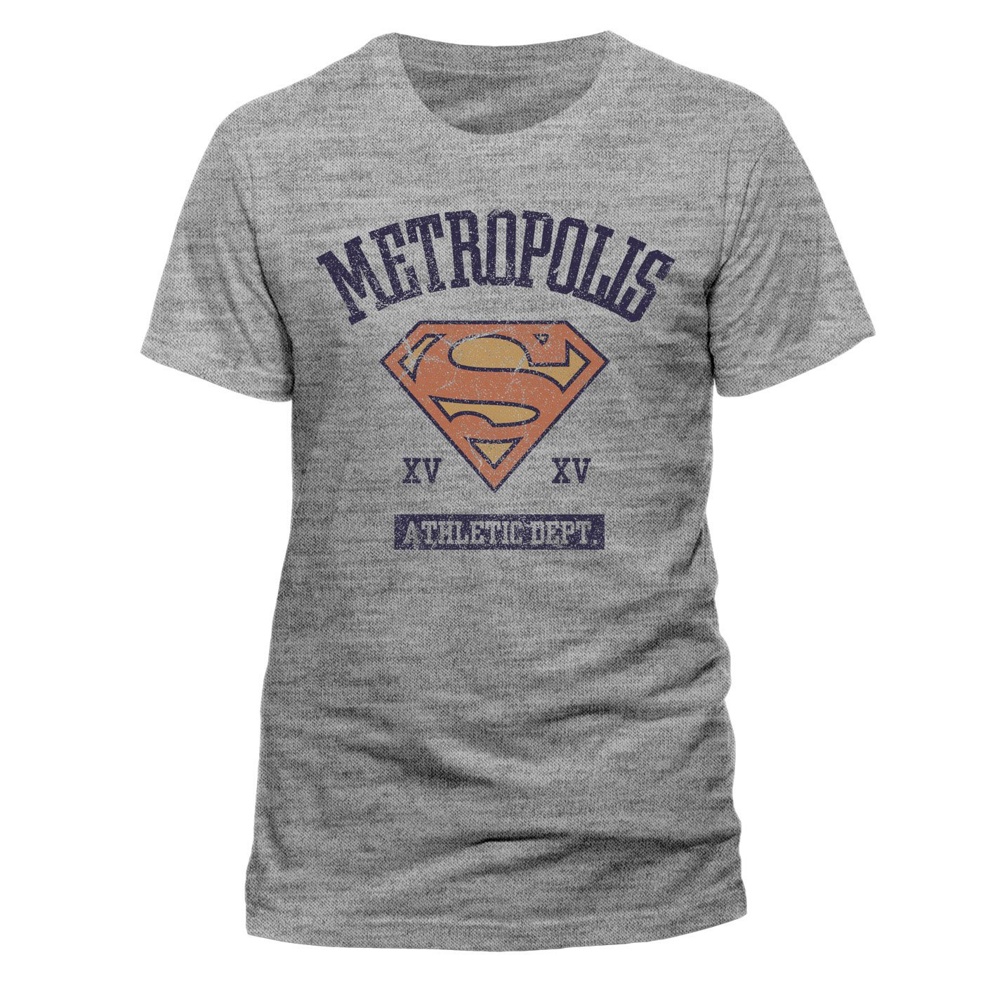 Supergirl T-Shirt Athletic Depart Size S
