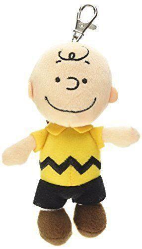 Peanuts Plush Keychain Charlie Brown 12 cm