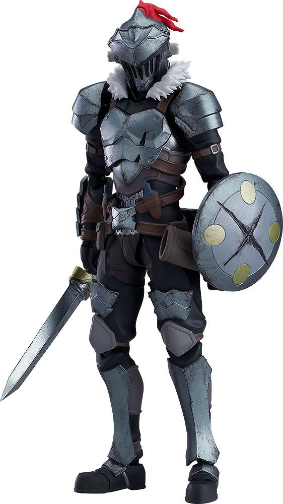 Goblin Slayer Figma Action Figure Goblin Slayer 14 cm