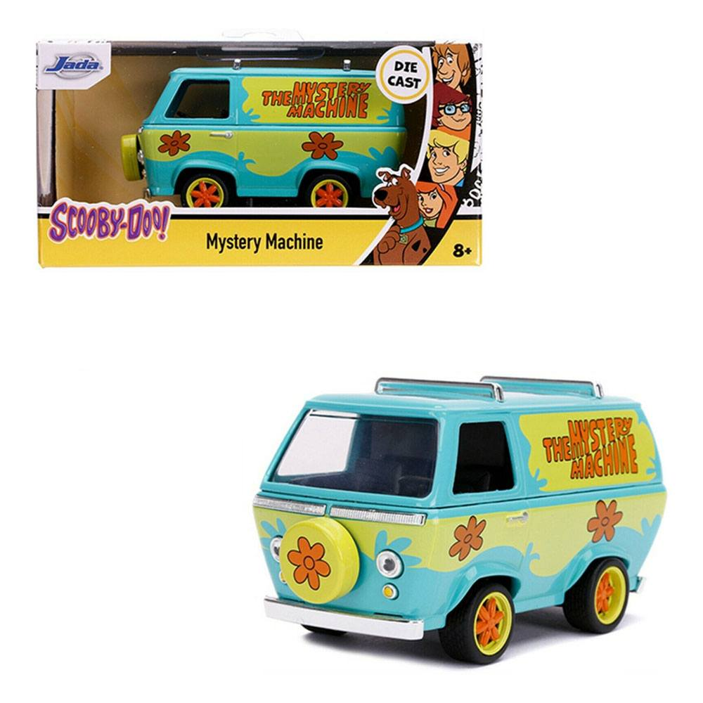 Scooby Doo Hollywood Rides Diecast Model 1/32 Mystery Machine
