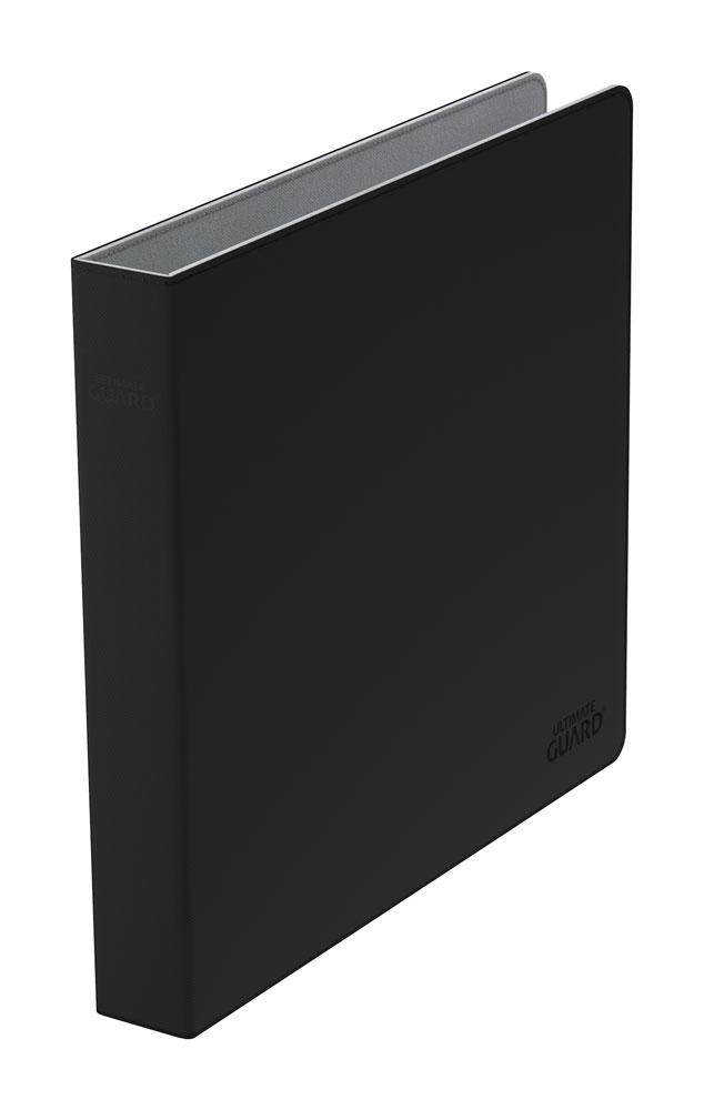 Ultimate Guard Supreme Collector´s Album QuadRow™ 3-Ring XenoSkin™ Slim Black