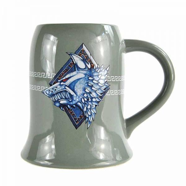 Warhammer Tankard Mug Space Wolves