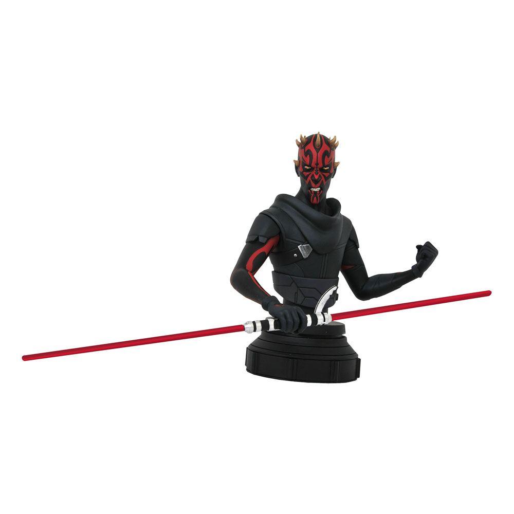 Star Wars Rebels Bust 1/7 Darth Maul 15 cm