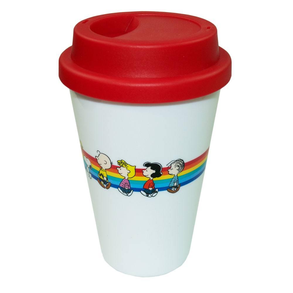 Peanuts Travel Mug Characters