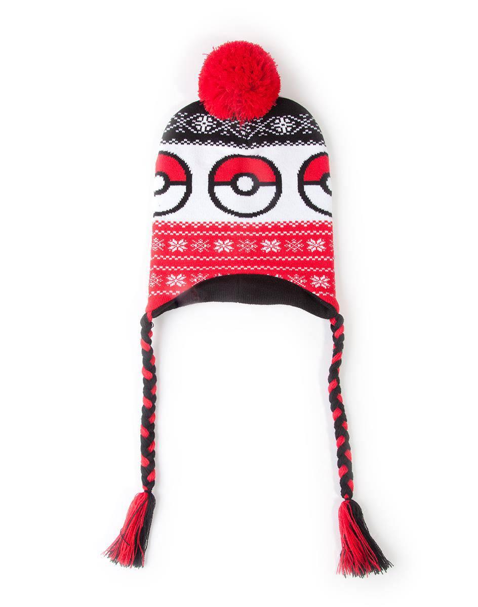 Pokémon Ski Beanie Pokéball Laplander