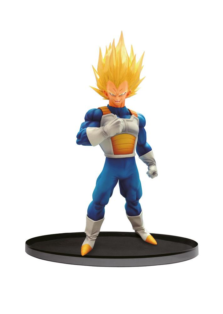 Dragon Ball Super Scultures PVC Statue Big Budoukai 6 Super Saiyan Vegeta 17 cm