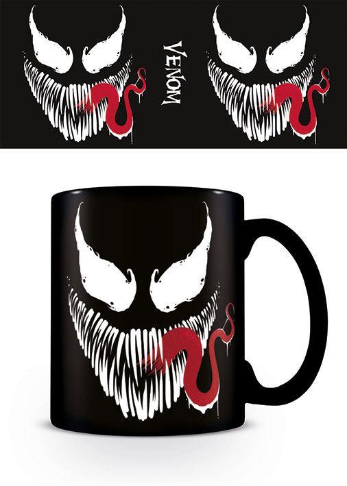 Venom Mug Face