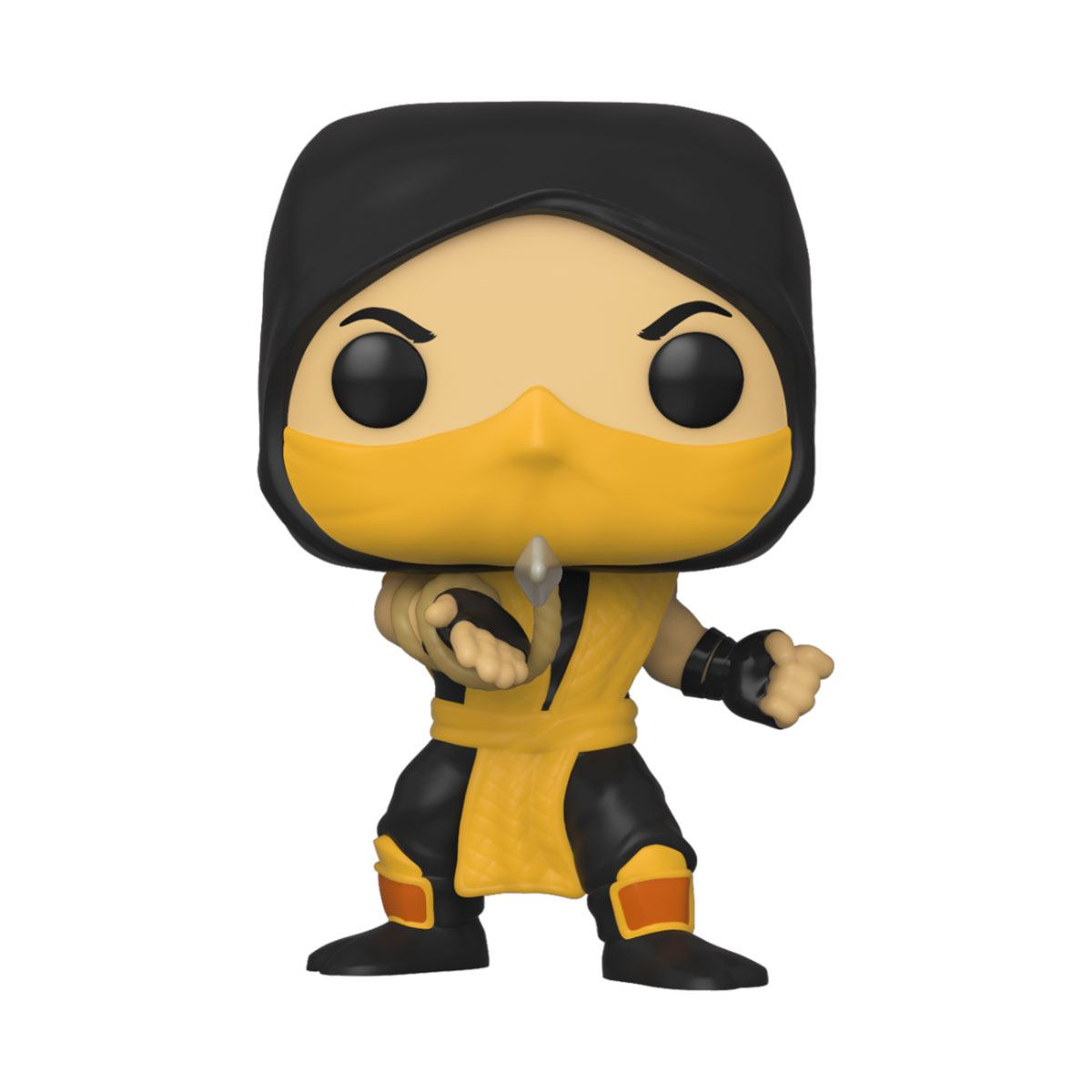 Mortal Kombat POP! Games Vinyl Figure Scorpion 9 cm