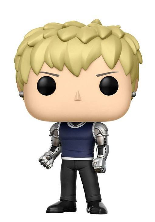 One-Punch Man POP! Animation Vinyl Figure Genos 9 cm