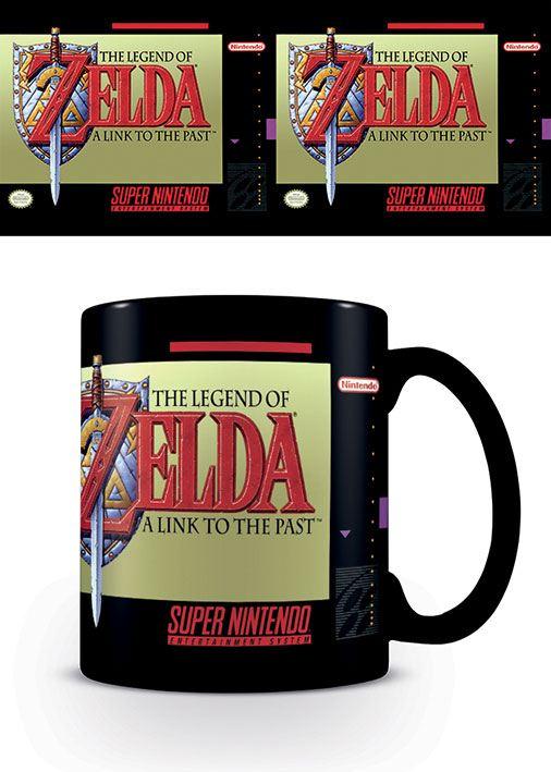 Super Nintendo Mug Zelda A Link To The Past