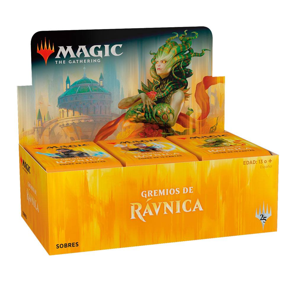 Magic the Gathering Gremios de Rávnica Booster Display (36) spanish