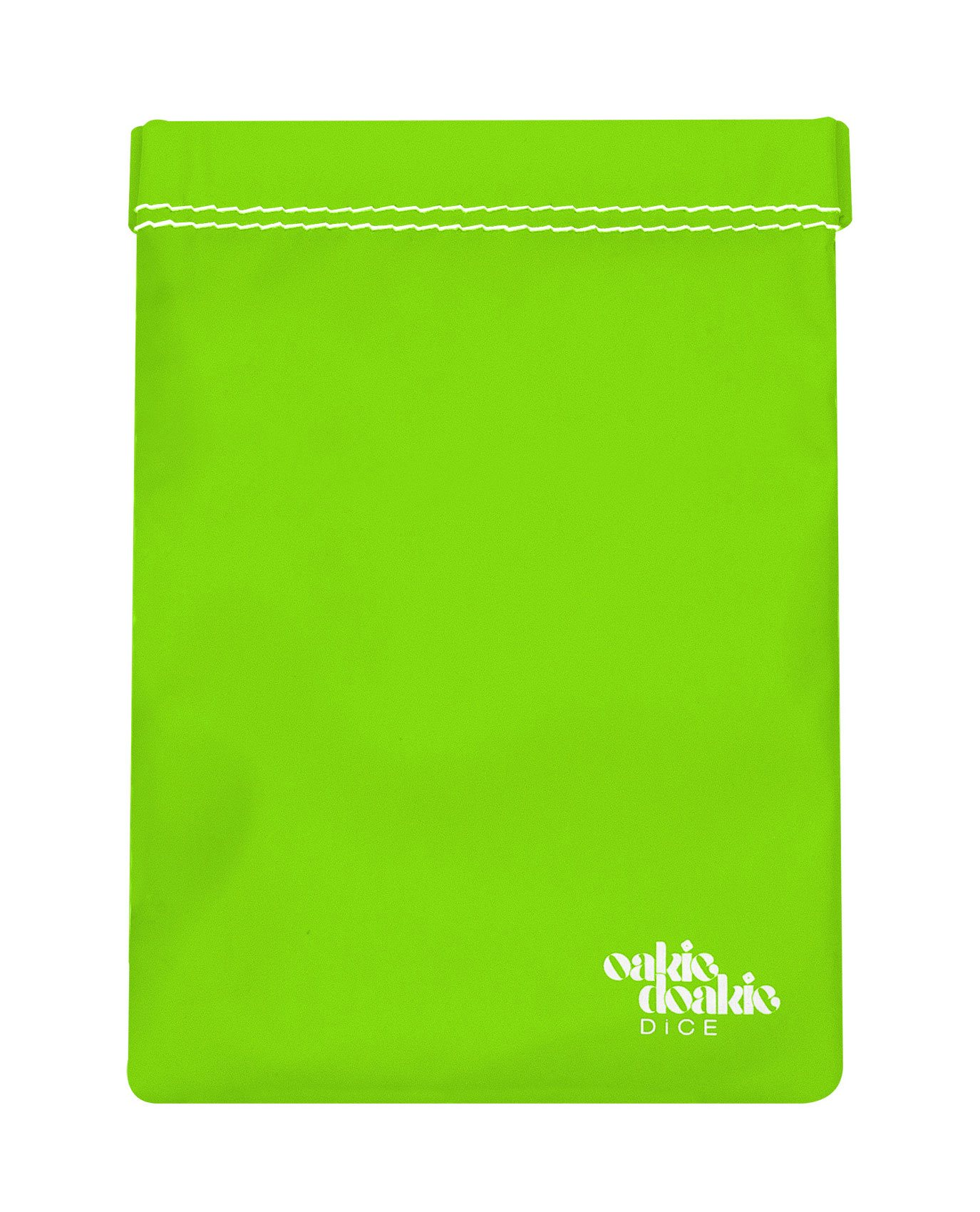 Oakie Doakie Dice Bag large - light green