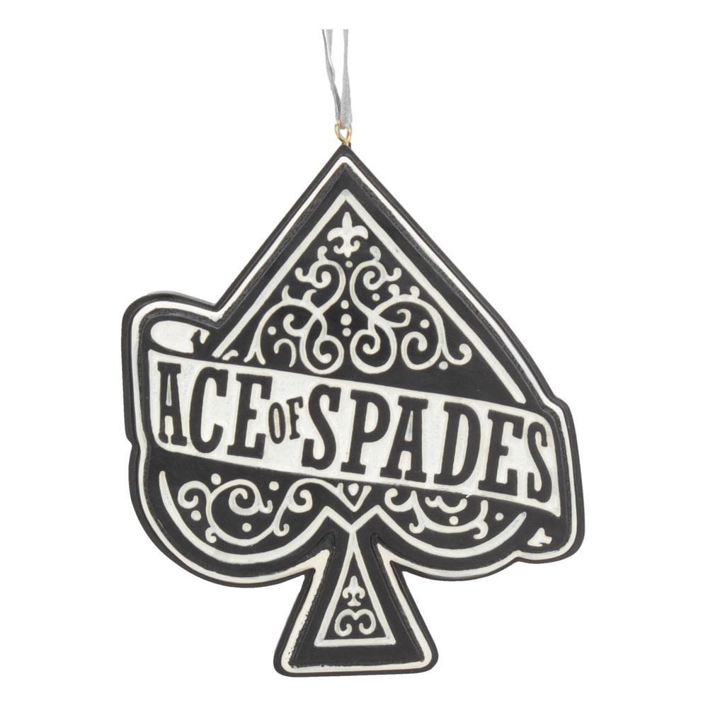 Motorhead Hanging Tree Ornaments Ace of Spades Case (6)