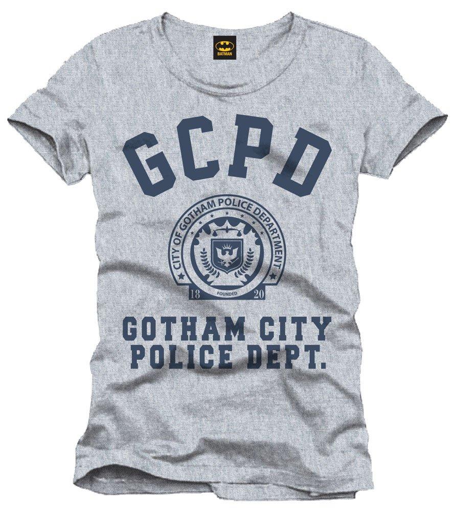 Batman T-Shirt GCPD Size M