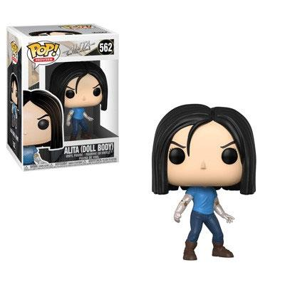 Alita: Battle Angel POP! Movies Vinyl Figure Doll 9 cm