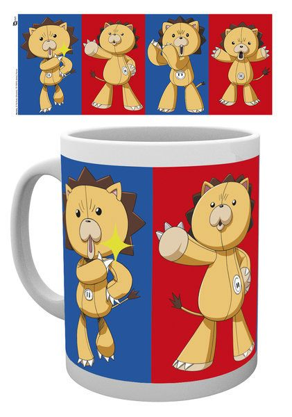 Bleach Mug Kon