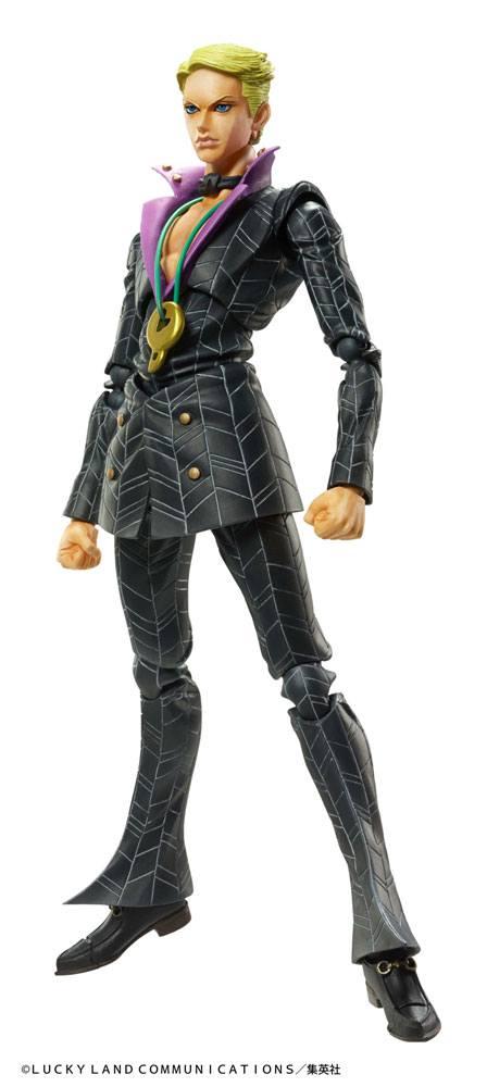 JoJo's Bizarre Adventure Super Action Action Figure Chozokado (Prosciutto) 15 cm