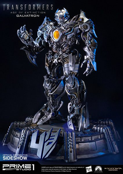 Transformers Age of Extinction Statue Galvatron 77 cm --- DAMAGED PACKAGING