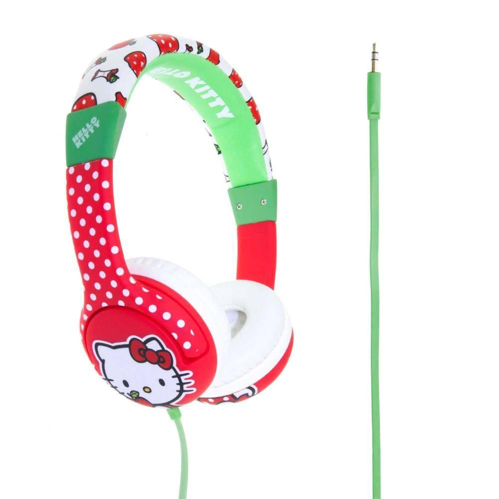 Hello Kitty Junior Headphones Apple Kitty