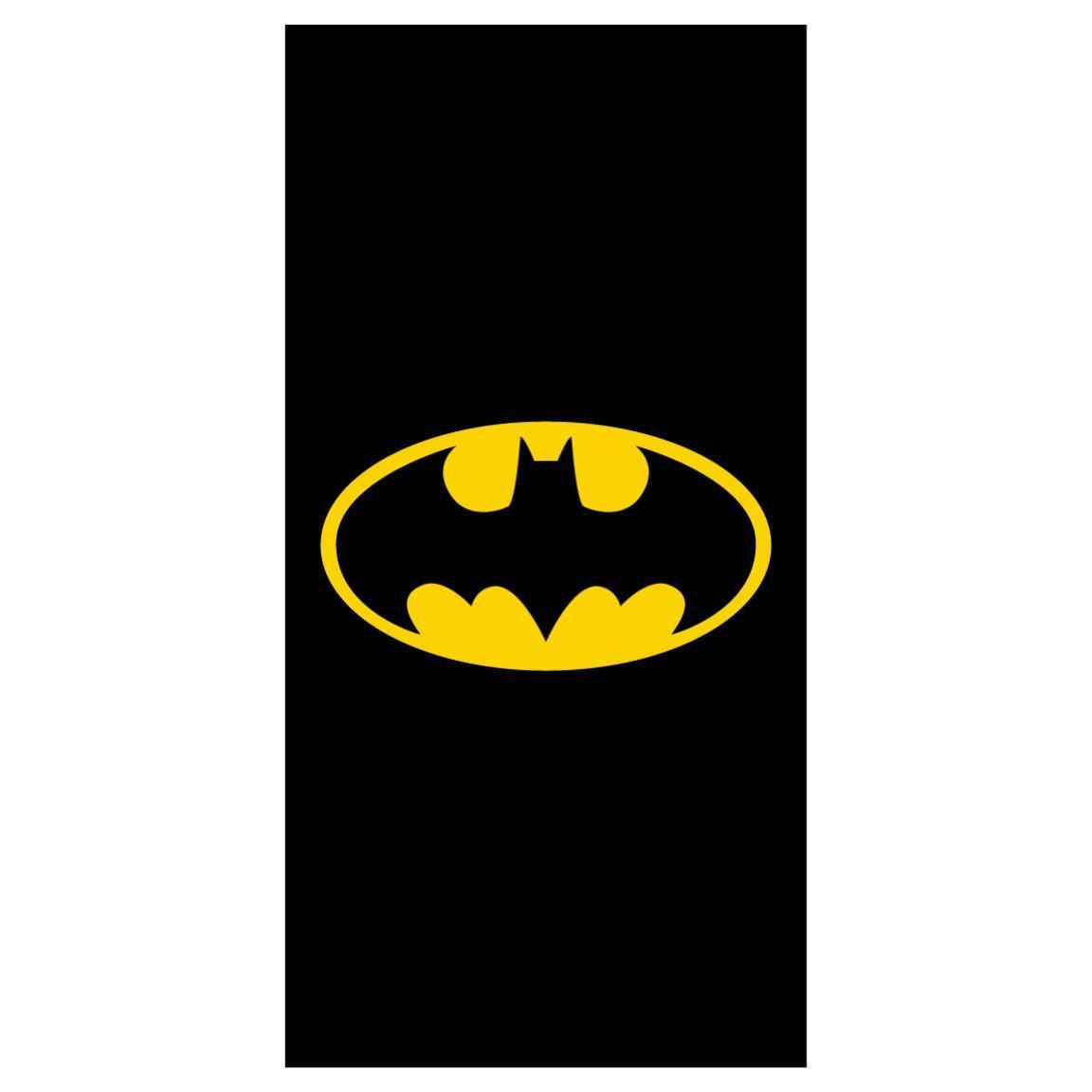DC Comics Towel Batman Logo 180 x 90 cm