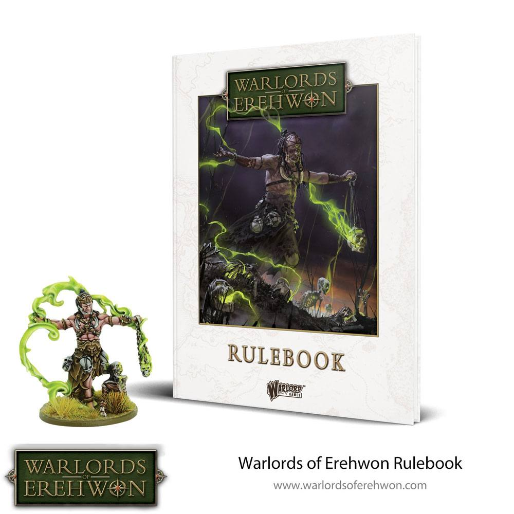 Warlords of Erehwon Miniatures Game Rulebook *English Version*