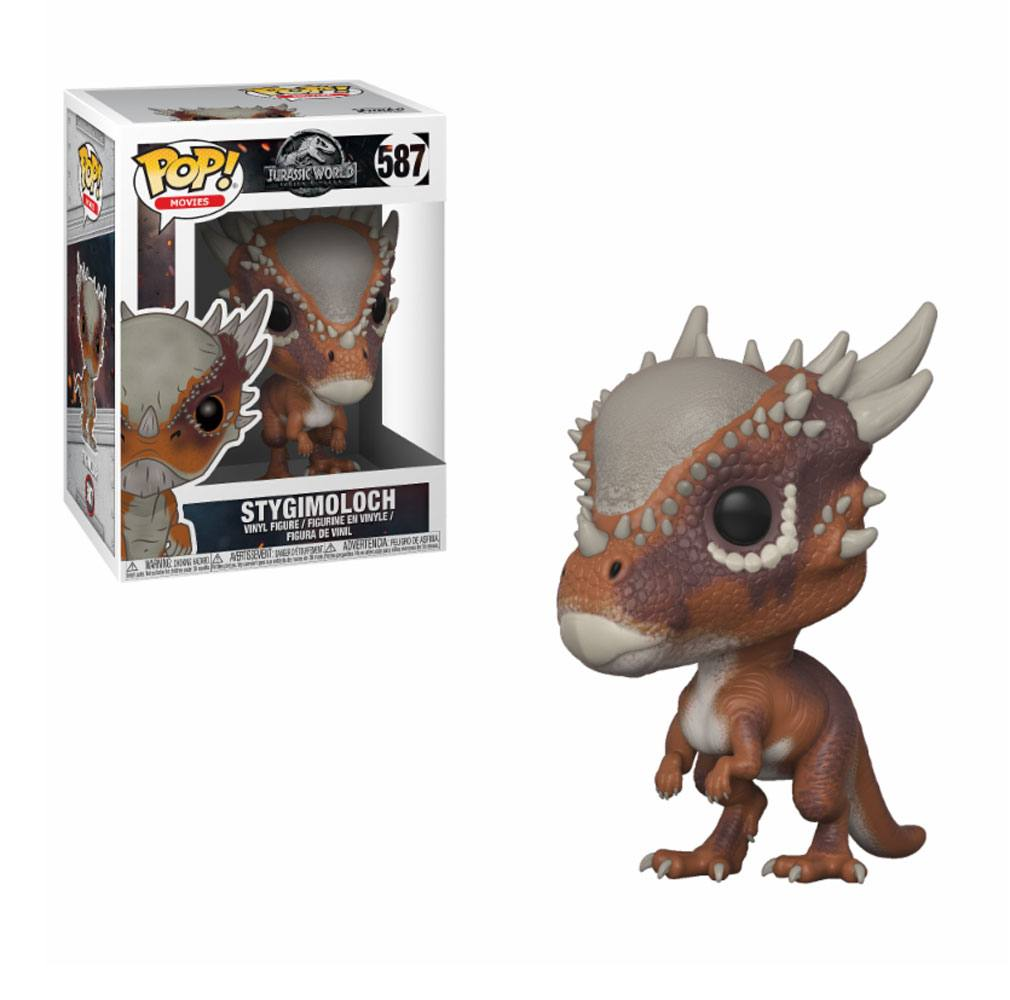 Jurrasic World 2 POP! Movies Vinyl Figure Stygimoloch 9 cm