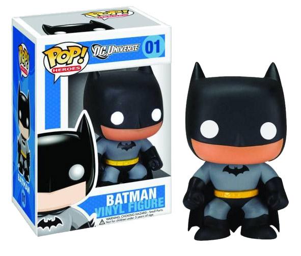 DC Comics POP! Vinyl Figure Batman 10 cm