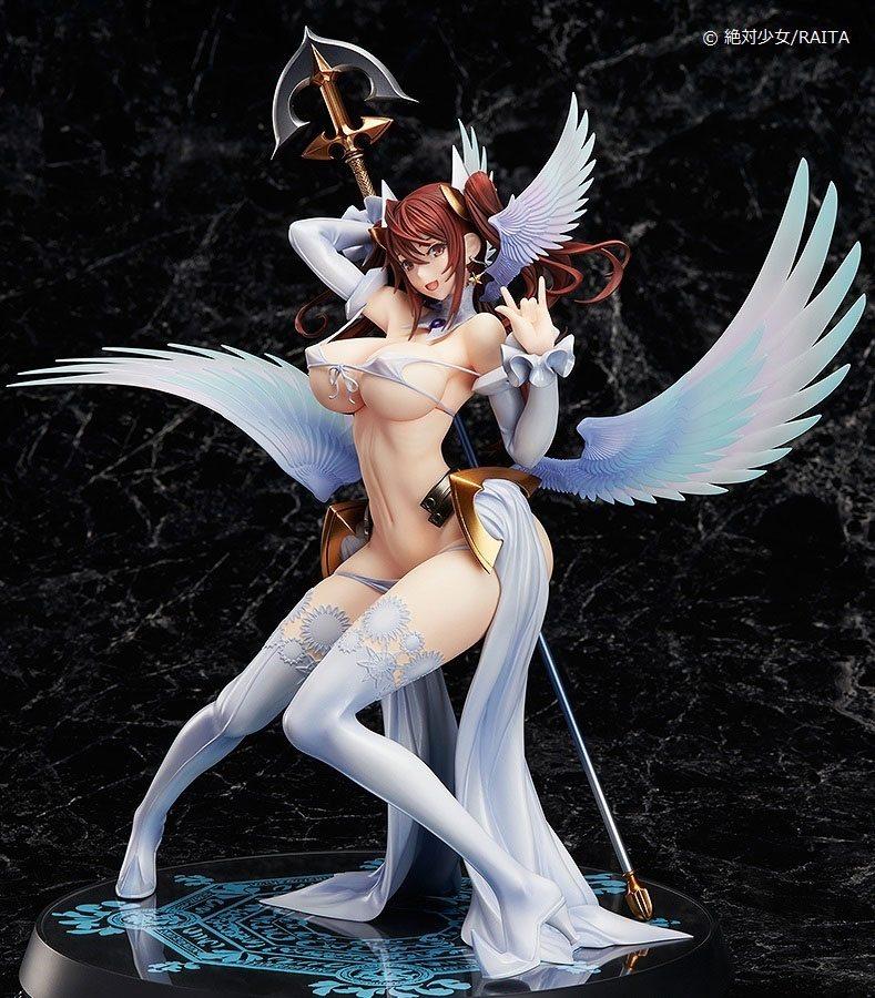 Original Character by Raita Magical Girls Series Statue 1/7 Erika Kuramto 28 cm
