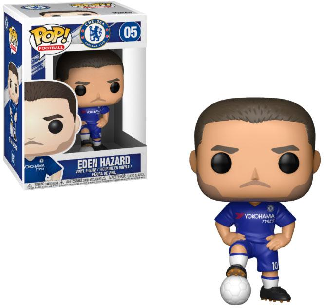 EPL POP! Football Vinyl Figure Eden Hazard (Chelsea) 9 cm