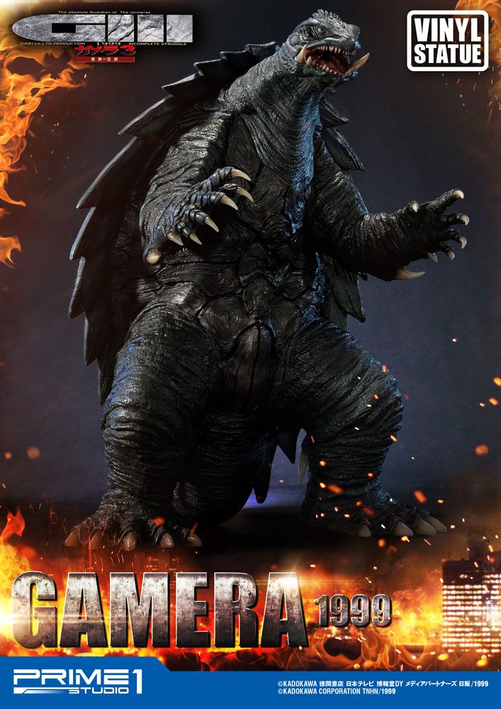 Gamera 3 The Revenge of Iris Vinyl Statue Gamera 55 cm