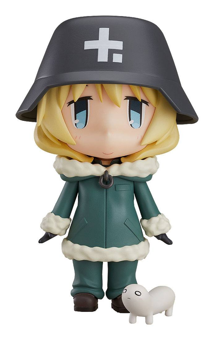 Girls' Last Tour Nendoroid Action Figure Yuri 10 cm