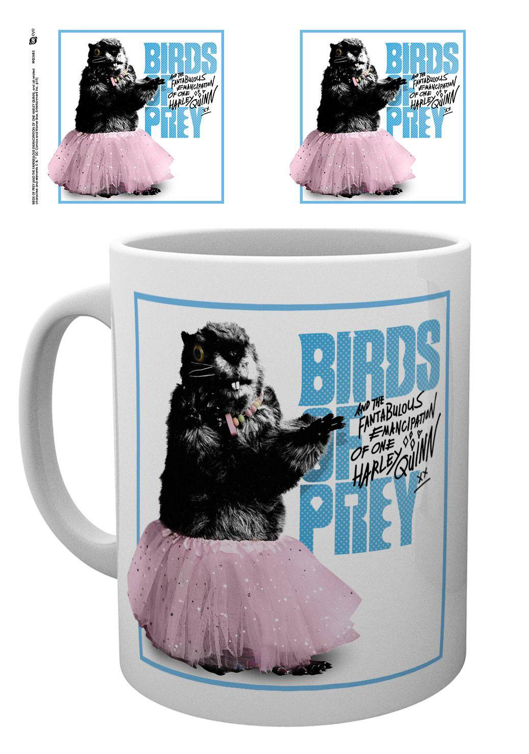Birds of Prey Mug Tutu