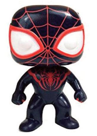 Marvel Comics POP! Marvel Vinyl Figure Miles Morales Spider-Man 9 cm