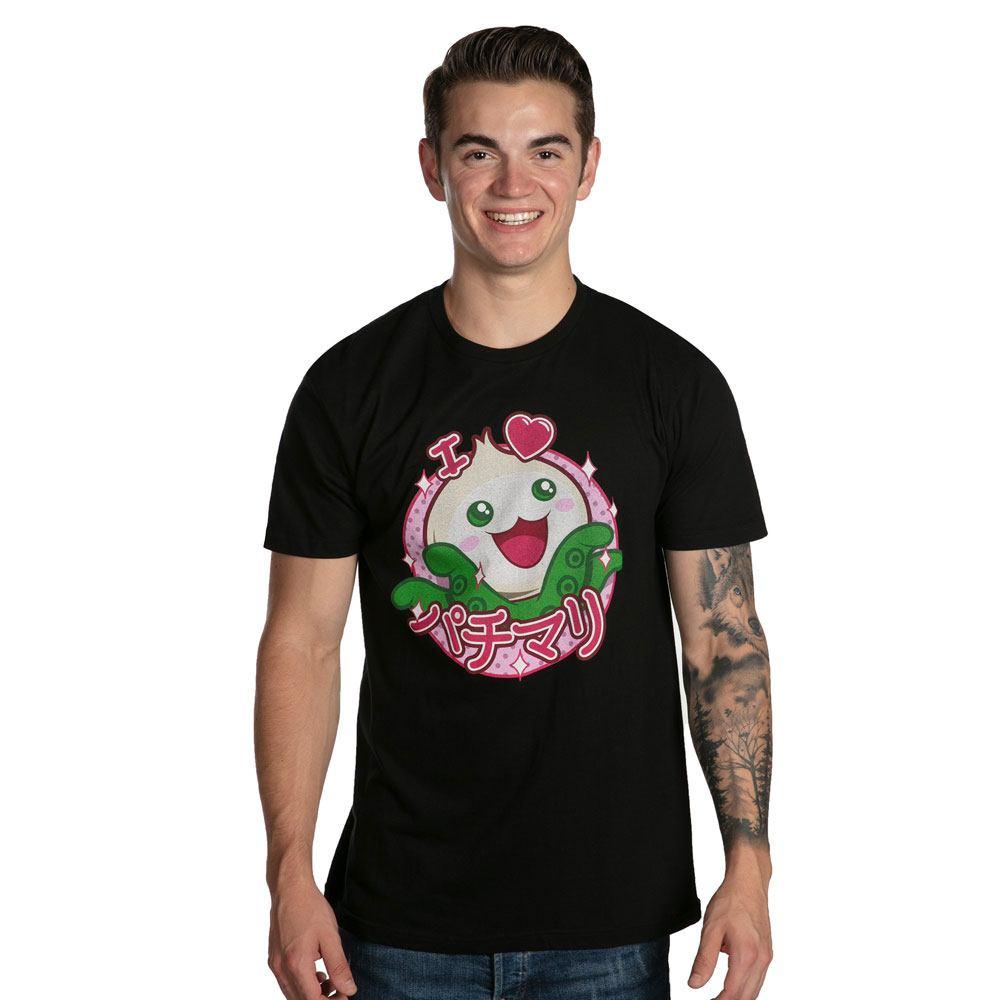 Overwatch T-Shirt Pachimari Size S