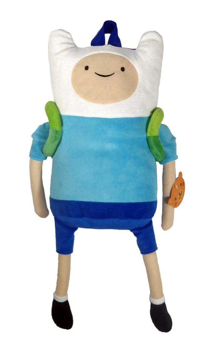 Adventure Time Plush Backpack Finn