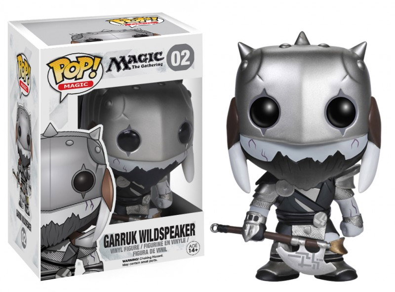 Magic the Gathering POP! Vinyl Figure Garruk Wildspeaker 10 cm