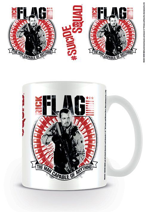 Suicide Squad Mug Capable Of Anything