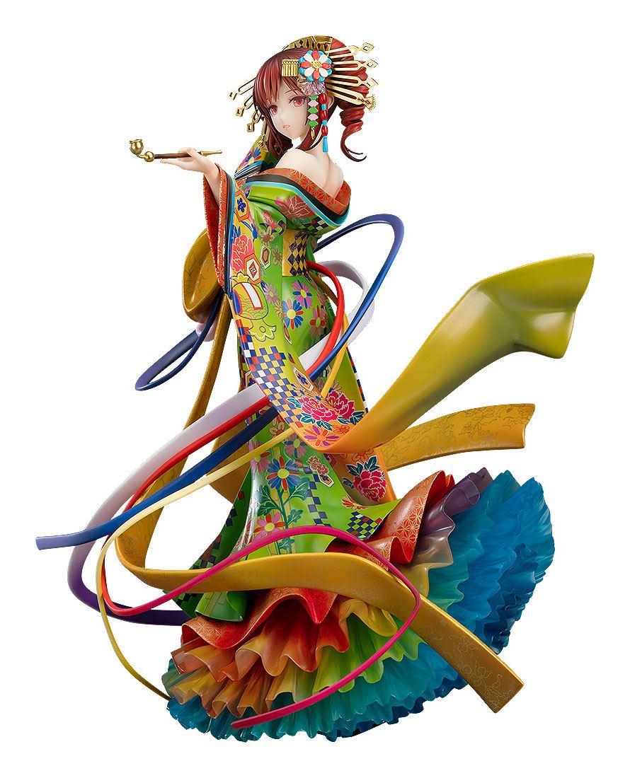 UTAU PVC Statue 1/7 Kasane Teto Yoshiwara Lament Ver. 27 cm